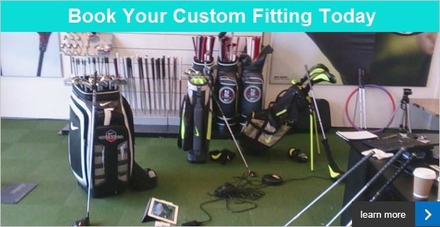 Stuart Barrett Book your custom fitting